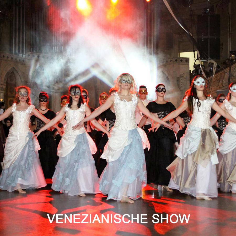 Tanzauftrag Il Ballo di Casanova - Fotocredit: Ivents